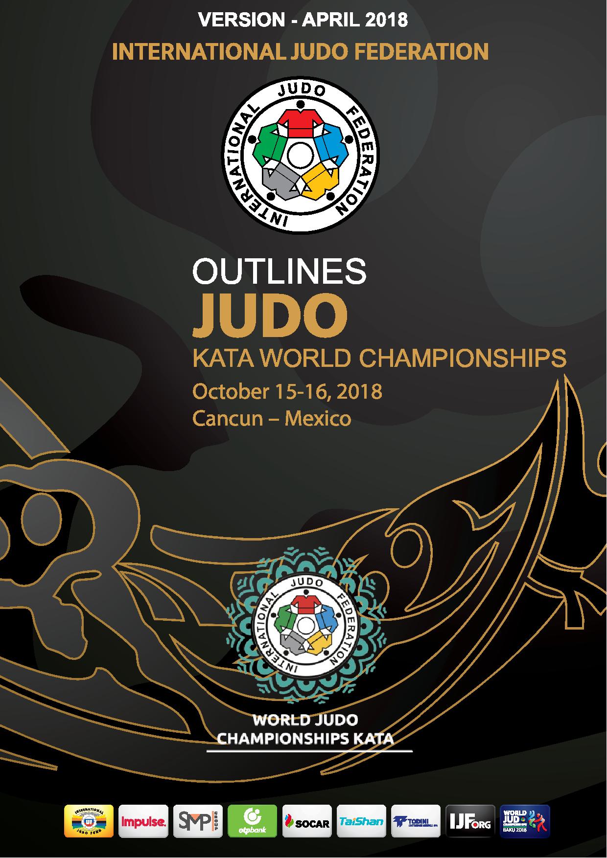 KATA WORLD CHAMPIONSHIPS 2018